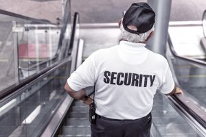 Security - Sicherheitsdienstleistungen
